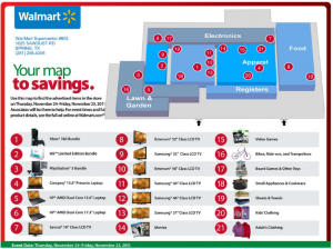 Black Friday: Walmart Sale Map | Austin Couponing