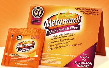 Metamucil coupons online