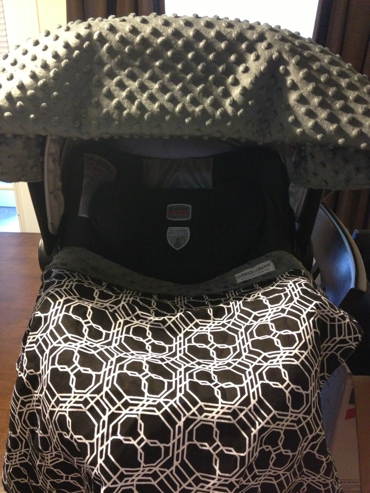 Knott Car Seat Canopy